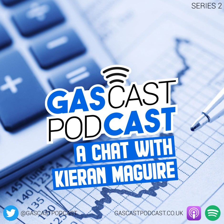 A CHAT WITH Football finance expert Kieran Maguire
