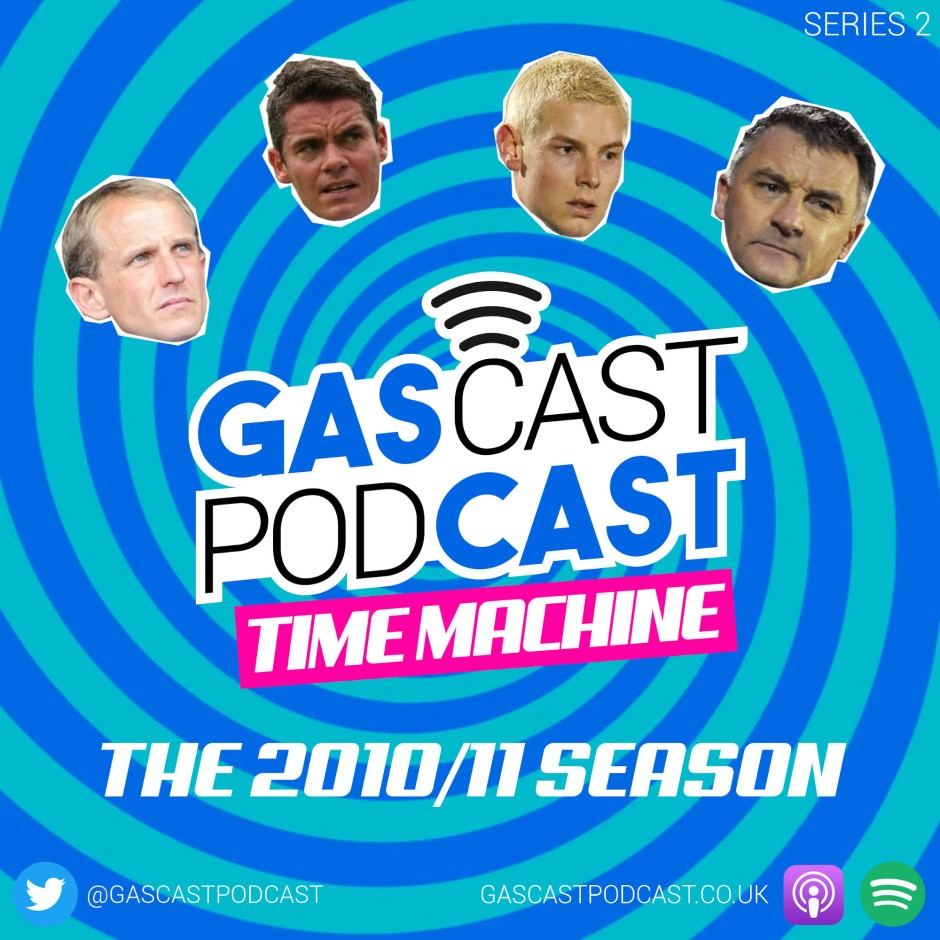 GasCast Time Machine: 2010/11 - Gas Drop Despite Deadly Will Hoskins